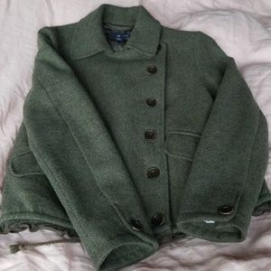 Gap 100% Wool Jacket